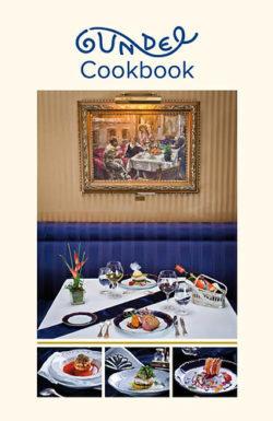 Gundel Cookbook - Classic Recipes and Modern Day Dishes -