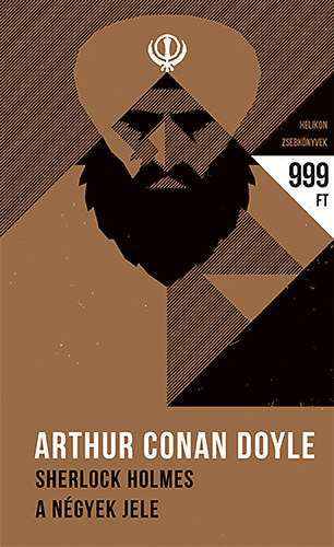 Sherlock Holmes - A négyek jele  - Helikon zsebkönyvek 28. - Arthur Conan Doyle