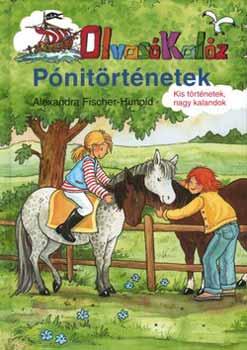 Olvasó Kalóz - Pónitörténetek - OlvasóKalóz - Alexandra Fisher-Hunold