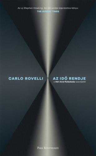 Az idő rendje - Carlo Rovelli