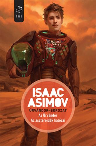 Az Űrvándor - Az aszteroidák kalózai - Űrvándor-sorozat - Isaac Asimov
