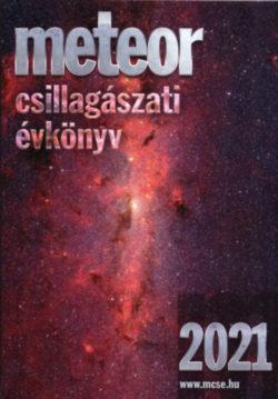 Meteor csillagászati évkönyv 2021 - Benkő József (Szerk.)