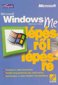 Windows ME lépésről lépésre - Millenium Edition + CD-ROM - CD melléklettel - Kis Ádám (szerk.)