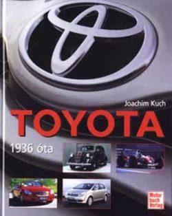 Toyota -1936 óta - 1936 óta - Joachim Kuch