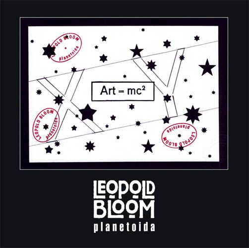Leopold Bloom planetoida - Székely Ákos; Abajkovics Péter