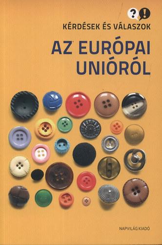 Kérdések és válaszok az Európai Unióról -
