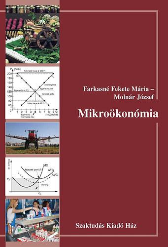 Mikroökonómia - Molnár József; Farkasné Fekete Mária