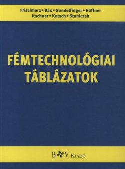 Fémtechnológiai táblázatok -