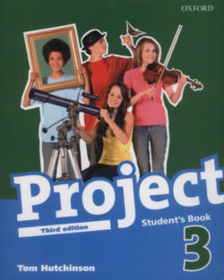 Project 3. - Student's Book - Student's Book - Third edition - Tom Hutchinson