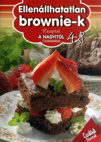 Receptek a Nagyitól 48. - Ellenállhatatlan brownie-k - Liptai Zoltán