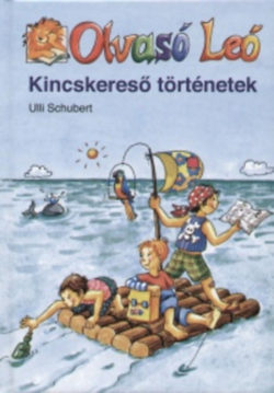 Olvasó Leó - Kincskereső történetek - Olvasó Leó - Ulli Schubert