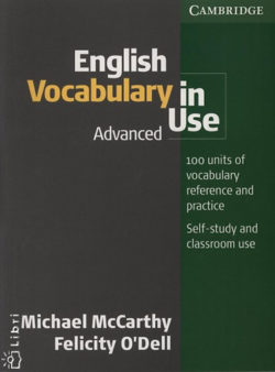 English vocabulary in use (advanced) - McCarthy