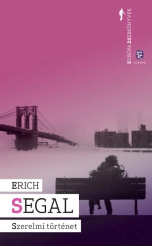 Szerelmi történet - Erich Segal