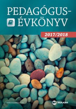 Pedagógusévkönyv 2017/2018 -