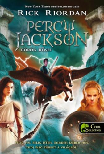 Percy Jackson görög hősei - Rick Riordan