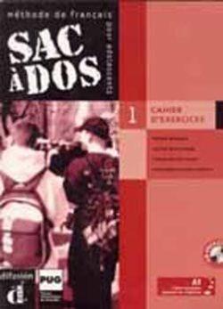 Sac á dos 1 - Munkafüzet + 2db Audio-CD - Butzbach; Martín; Pastor; Saracíbar