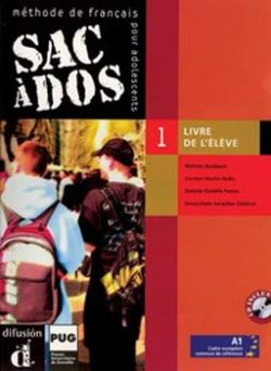 Sac á dos 1 - Tankönyv + 2db Audio-CD - Butzbach; Martín; Pastor; Saracíbar