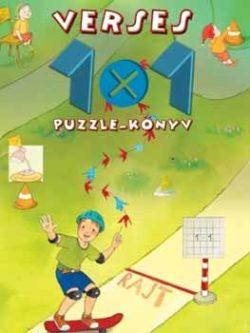 Verses 1x1 puzzle-könyv DI-459303 - Dr. Ballér Piroska