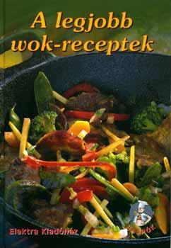 A legjobb wok-receptek - Csendes Veronika