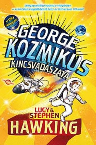 George kozmikus kincsvadászata - Stephen Hawking