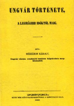 Ungvár története