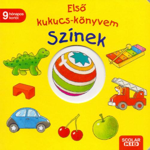 Első kukucs-könyvem - Színek - Klaus Bliesener