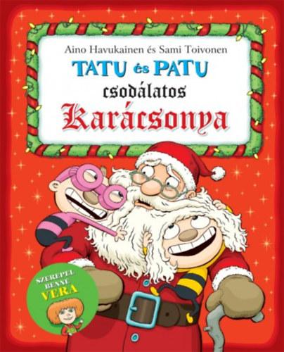Tatu és Patu csodálatos karácsonya - Aino Havukainen