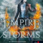 Viharok birodalma (Üvegtrón 5.) - kemény kötés - Sarah J. Maas