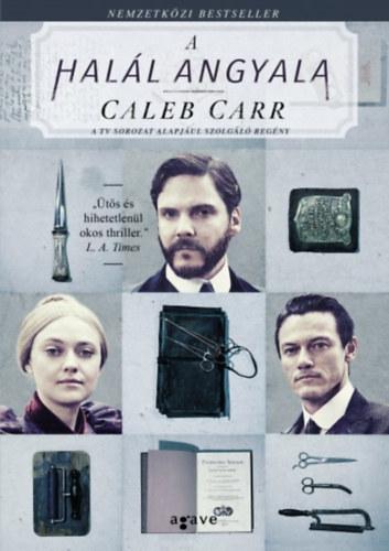 A halál angyala - Caleb Carr