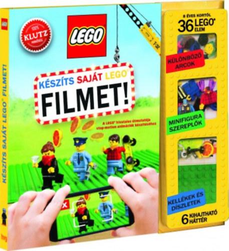 Készíts saját LEGO filmet! - A LEGO hivatalos útmutatója stop-motion animációk készítéséhez -