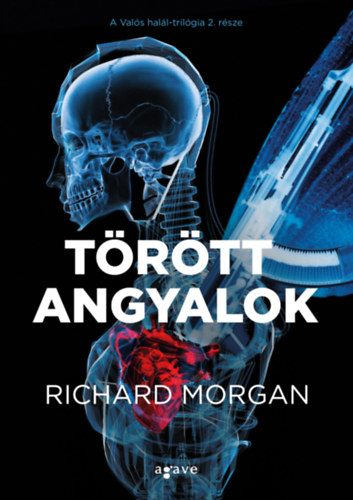 Törött angyalok - A Valós-halál trilógia 2. része - Richard Morgan
