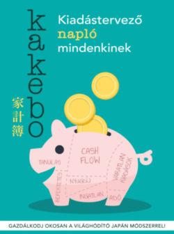Kakebo - Kiadástervező napló mindenkinek -