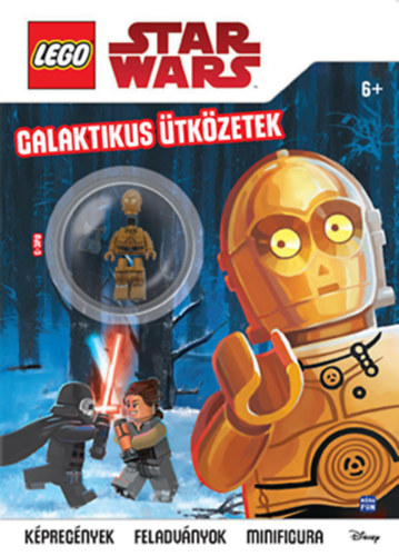 Lego Star Wars - Galaktikus ütközetek -