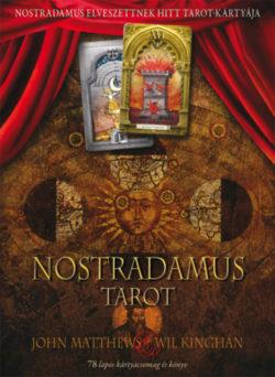 Nostradamus tarot - Nostradamus elveszettnek hitt tarot-kártyája - John Matthews