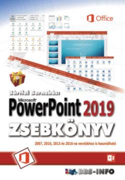 PowerPoint 2019 zsebkönyv - Bártfai Barnabás