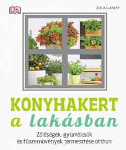 Konyhakert a lakásban - Zöldségek
