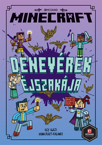 Minecraft - Denevérek éjszakája - Woodsword Krónikák 2. -