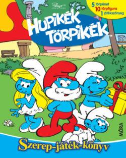 Hupikék Törpikék - Szerep - játék - könyv - 5 törpénet