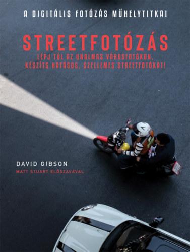 A Digitális fotózás műhelytitkai - Streetfotózás - David Gibson