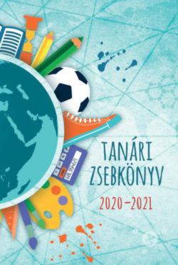 Tanári zsebkönyv 2020-2021 -