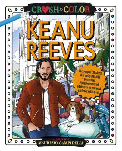 Crush & Color: Keanu Reeves -
