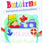 Első lépések az írástanulásban -  Betűírás - Agnieszka Bator