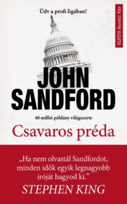 Csavaros préda - John Sandford