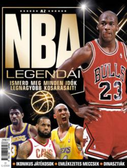 Az NBA legendái - Ismerd meg minden idők legnagyobb kosarasait! -