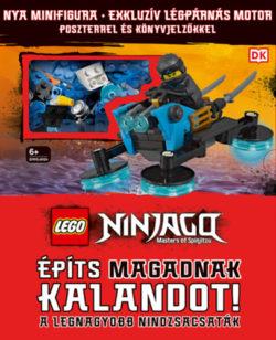 LEGO Ninjago - Építs magadnak kalandot! - A legnagyobb nindzsacsaták -