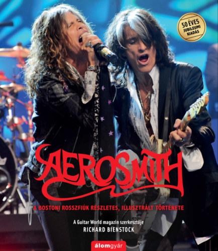 Aerosmith - A bostoni rosszfiúk részletes