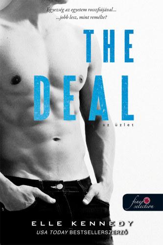 The Deal - Az üzlet - Off-Campus 1. - Elle Kennedy