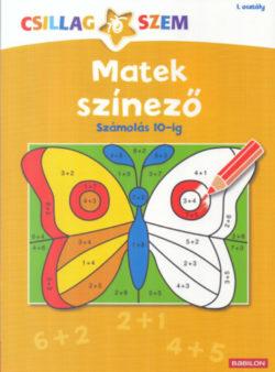 Matek színező - Számolás 10-ig -