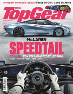 BBC TopGear II. évfolyam 3. szám - 2019. március - autós magazin -