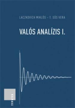 Valós analízis I. - Laczkovich Miklós